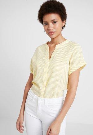 VONA - Skjortebluser - aspen gold