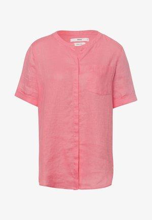 STYLE VANIA - Button-down blouse - melon