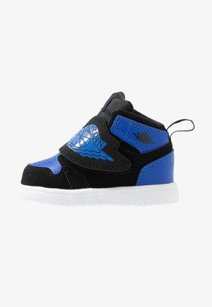 SKY 1 - Basketball shoes - black/hyper royal/white
