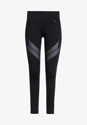 INDA - Leggings - Trousers - black