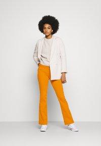 Pepe Jeans - NEW PIMLICO - Trousers - orange - 1
