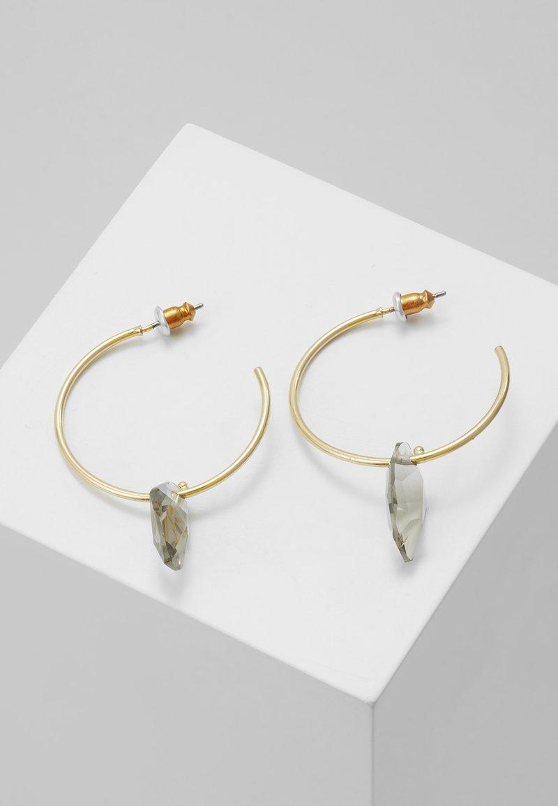 Pilgrim - EARRINGS SKULD - Earrings - gold-coloured