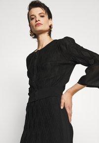 Diane von Furstenberg - CHARLIE - Cardigan - black - 4