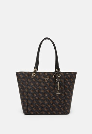 KAMRYN TOTE - Handbag - brown multi