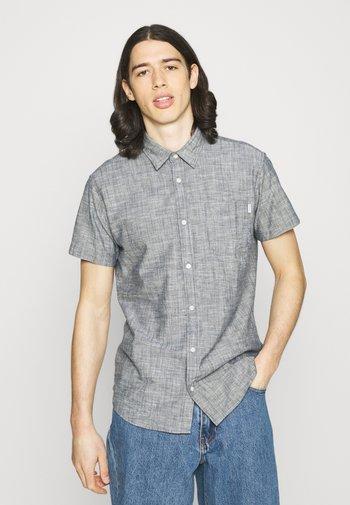 JJSIMON POCKET - Overhemd - navy blazer/melange
