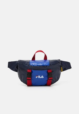 LIGHTWEIGHT WAIST BAG UNISEX - Bæltetasker - black iris/dazzling blue/true red