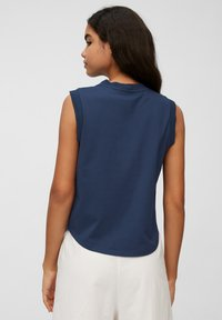 Marc O'Polo DENIM - Top - dress blue - 2