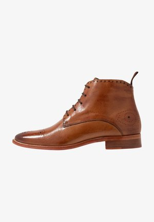 BETTY - Ankle boots - tan