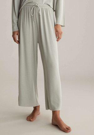 Pyjama bottoms - light green
