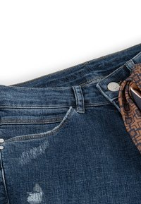 ParaMi - NOA  - Bootcut jeans - used ink blue - 3