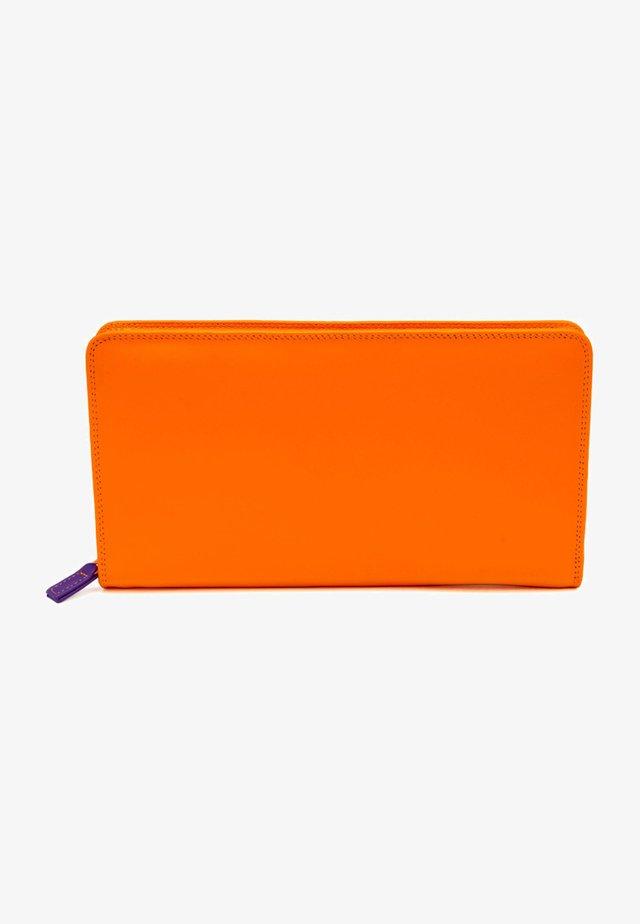TRAVEL WALLET - Wallet - orange