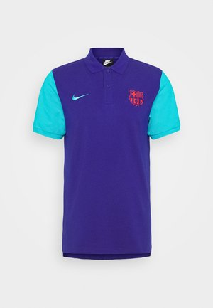 FC BARCELONA - Club wear - deep royal blue/oracle aqua