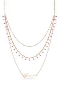 Guess - Necklace - rose - 2