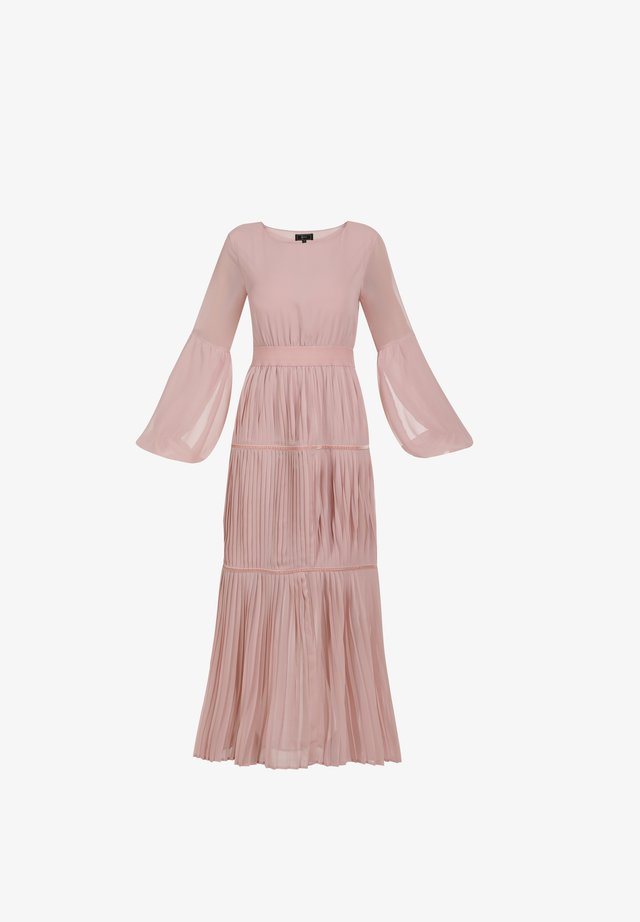 Vestito lungo - rosa