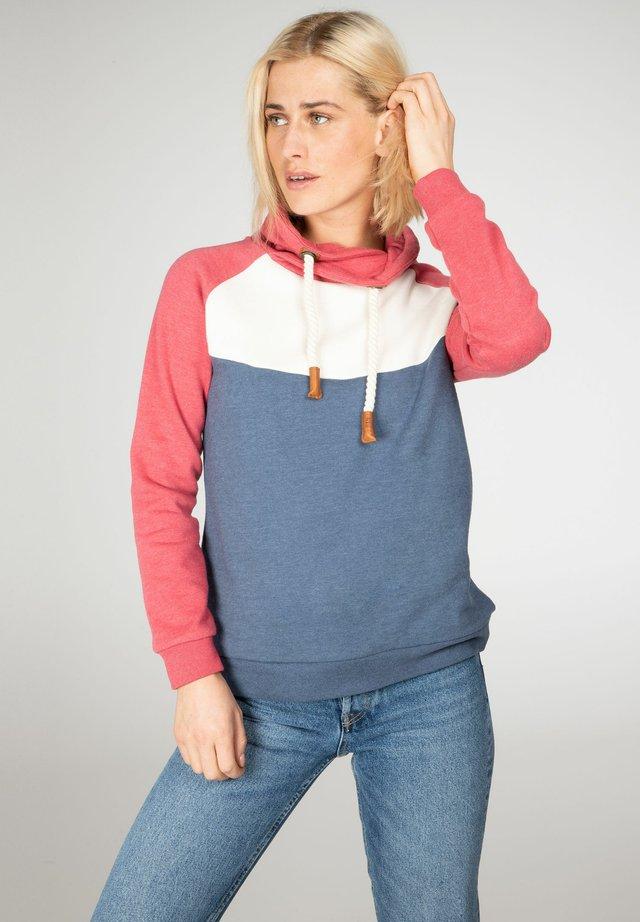 CARISSA - Sweater - atlantic