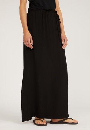 TINAKAA - A-line skirt - black