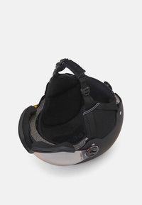 Alpina - ARBER VISOR UNISEX - Helmet - black matt - 6
