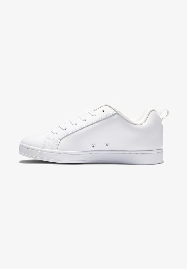 COURT GRAFFIK - Sneakers laag - white/rainbow
