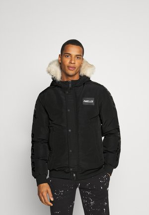 SAMOS JACKET - Winterjas - black