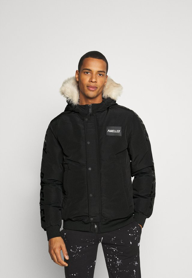 SAMOS JACKET - Zimní bunda - black