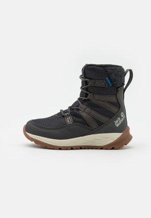 POLAR BEAR TEXAPORE HIGH UNISEX - Zimní obuv - phantom/offwhite