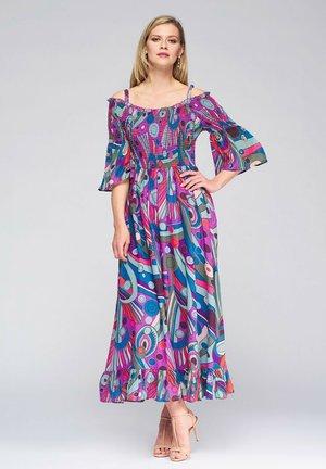 Vestido largo - azul
