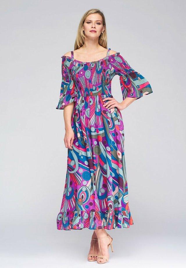 Maxi dress - azul