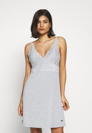 NEGLIGÉ - Nightie - grey melange