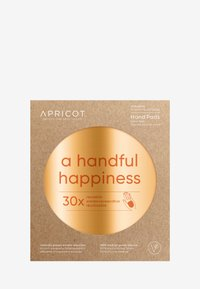 APRICOT - HAND PADS WITH HYALURON - Anti-Aging - - - 1
