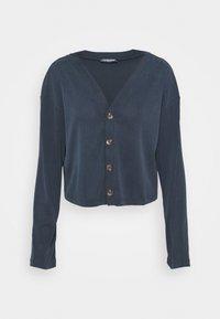Fashion Union - CLOVE - Cardigan - blue - 0