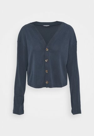 CLOVE - Cardigan - blue