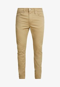 Levi's® - 512™ SLIM TAPER FIT - Tygbyxor - harvest gold - 3
