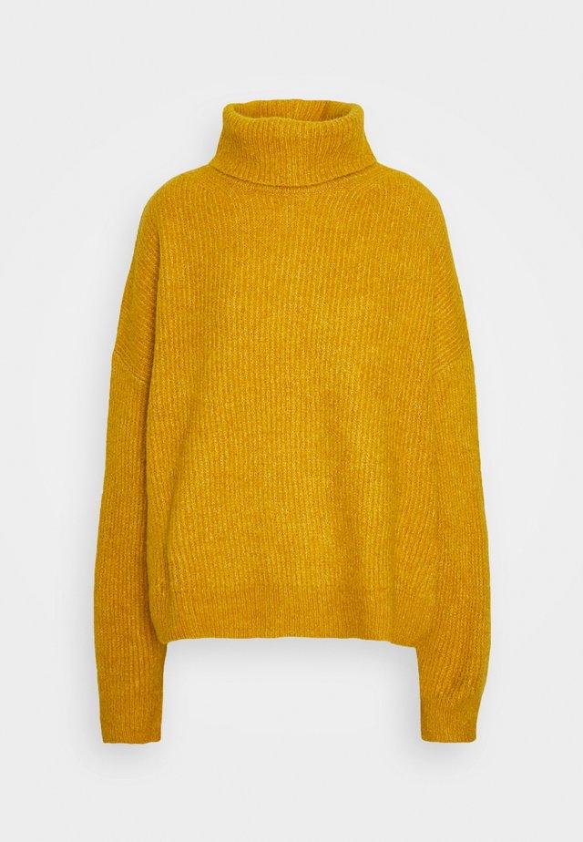 Trui - golden yellow