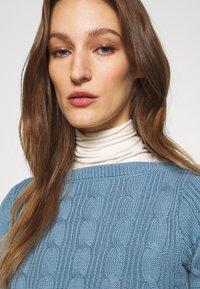 Lauren Ralph Lauren - AJANON LONG SLEEVE - Jumper - provincial blue - 4
