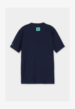 BASE SKINS - Surfshirt - dark blue