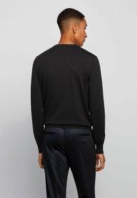 BOSS - PACELLO-L - Sweatshirt - dark blue - 3
