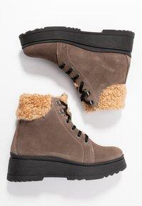 Depp - Kotníkové boty na platformě - arizona - 3