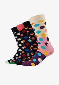 Happy Socks - DOT GIFT BOX 4 PACK - Socks - multi-coloured - 1