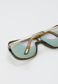 Tom Ford - Sonnenbrille - green - 3