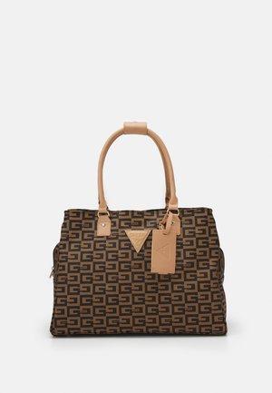 40TH ANNIVERSARY TOTE - Tote bag - brown