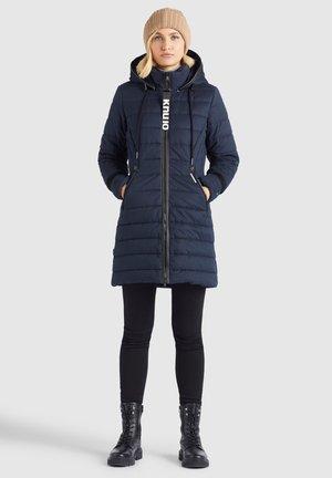 SHINE - Winter coat - dunkelblau