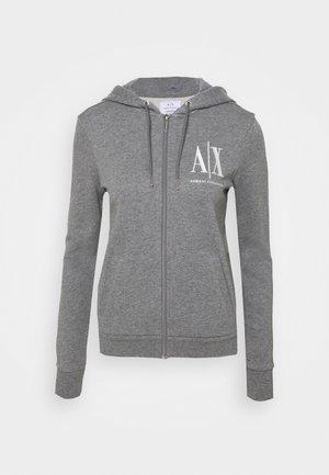FELPA - Zip-up hoodie - grey