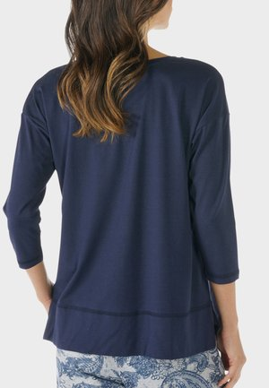 HOMEWEAR SHIRT SERIE NIGHT2DAY - Pyjama top - night blue