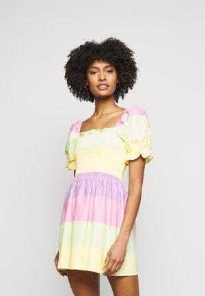 EMILIE - Vapaa-ajan mekko - multicolor