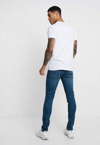 Topman - MID WASH  - Jeans Skinny Fit - mid wash - 2