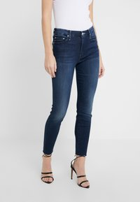 Mother - LOOKER FRAY - Jeans Skinny Fit - tongue and chic - 0