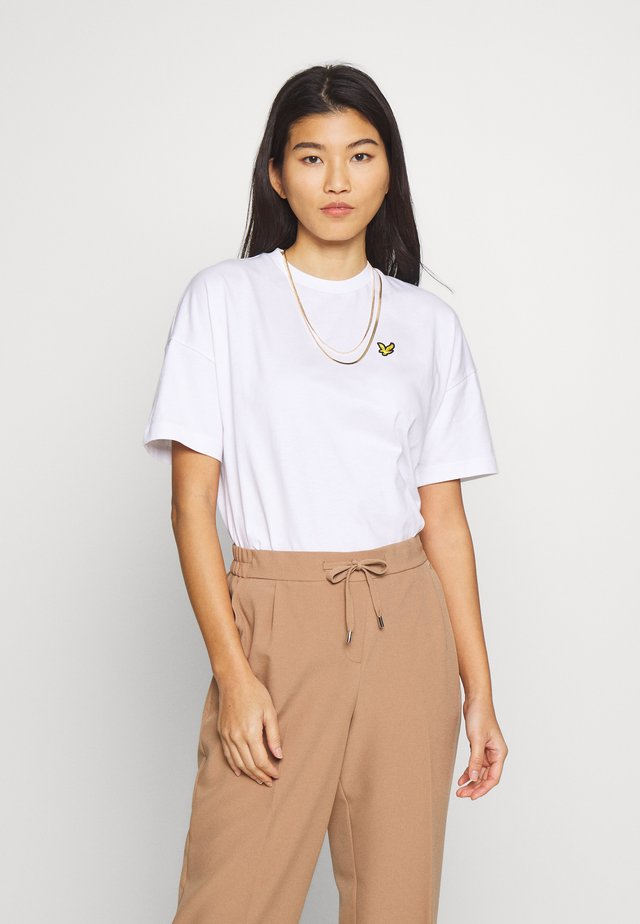 OVERSIZED - T-shirt basic - white