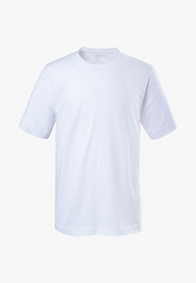 MOTIV AUF D - T-paita - white