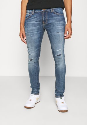 TIGHT TERRY - Jeans slim fit - mended heart