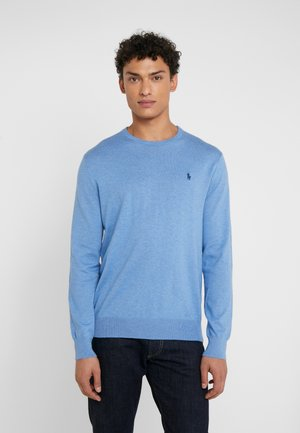 LONG SLEEVE - Pullover - soft royal heather